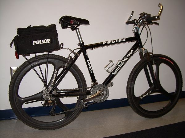 Police Bicycle