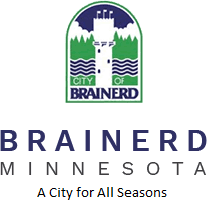 The City of Brainerd Minnesota Logo